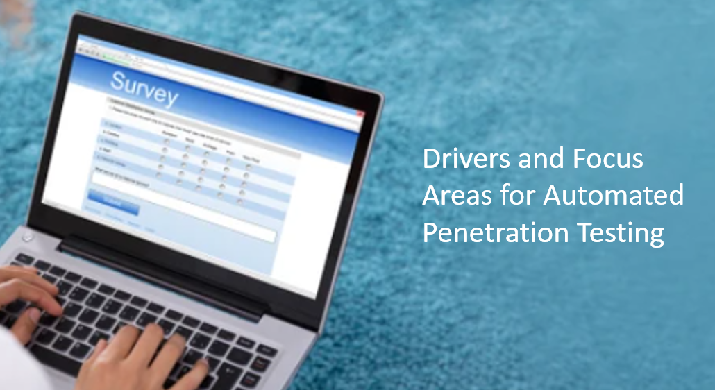 Survey: Drivers and Focus Areas for Automated Penetration Testing